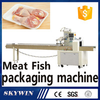 Frozen Vegetable Meat Fish Packaging Machine for Supermarket