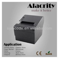 "Top quality customized 3"" thermal printer mechanism"