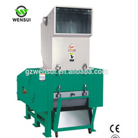 Plastic Recycling Granulator Plastic Bottle Crushing Machine VGD20HP