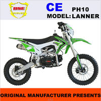 green plastics PH10 LANNER OFF ROAD BIKE 125cc single cylinder