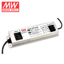 Mean Well Constant Voltage + Constant Current IP67 ELG-200-12 192W 144W 16A LED Driver 12V