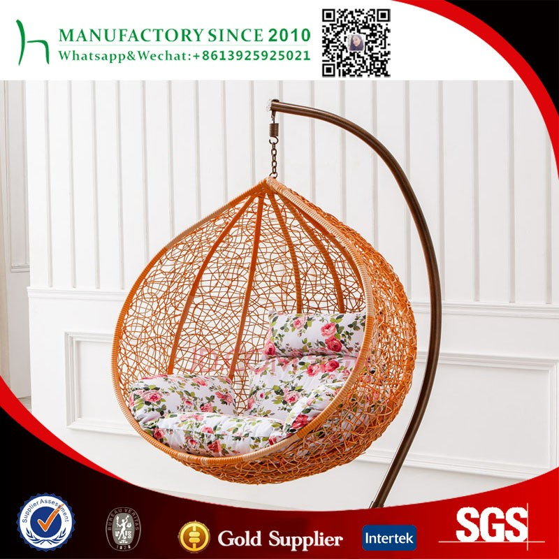 The seller highly recommended bird nest swing chairs