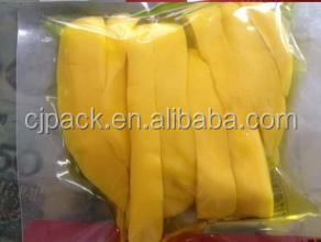7 layer moisture barrier food vacuum poly ldpe flexible mango export packing bag