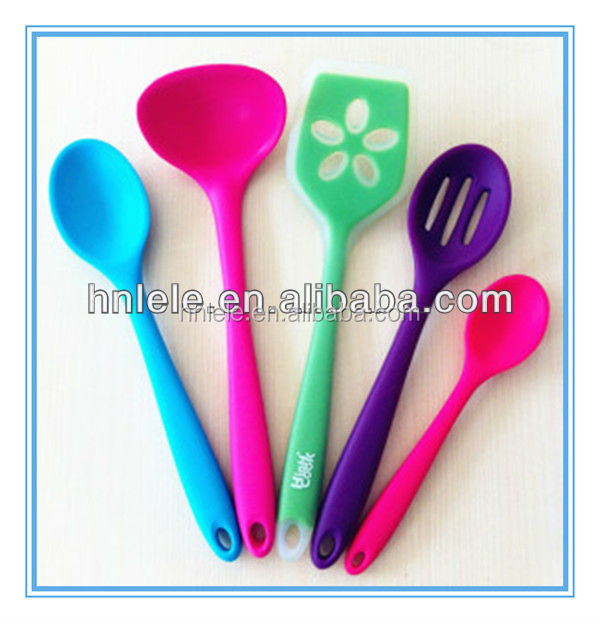 Hing Quality Kitchen Utensil Silicone Kitchenware
