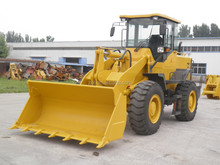 "ZOT 3tons wheel loader G936L with ""V"" type snow blade"