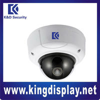 Outdoor 3.0 Megapixel Full HD Vandal-proof Network Security Dome Camera with sim card