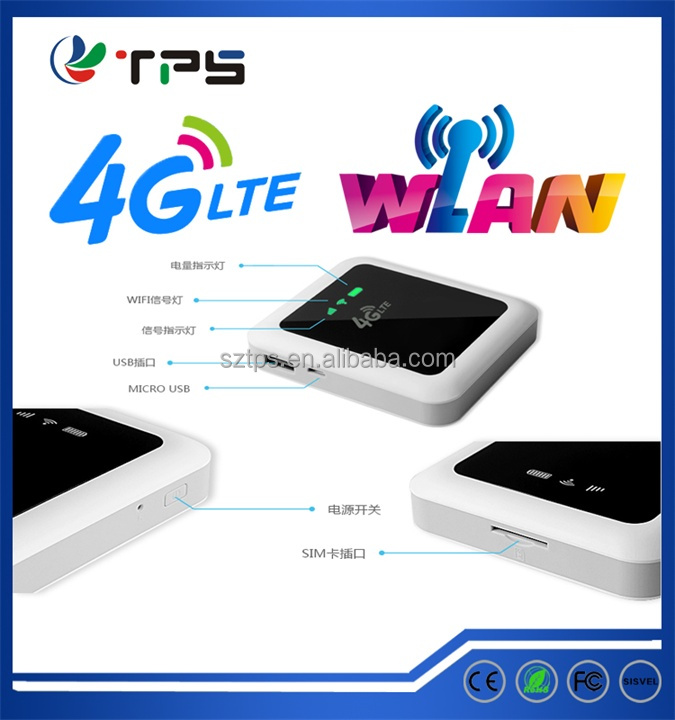Brand New Original Unlock GSM GPRS 4g wifi router wireless Router board high power GB3 with screen 4g router with sim card slot