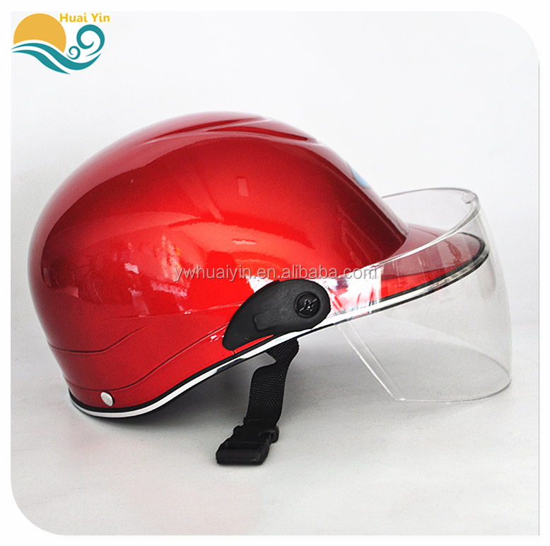 Hot sale PP recycled material safety riding protective helmet anti-shock Windproof motorcycle helmet