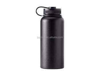Wholesale Stainless Steel Sports Hot Water Bottle With leak proof Lid,Wide Mouth stainless steel Thermo hydro bottle flask 900ml