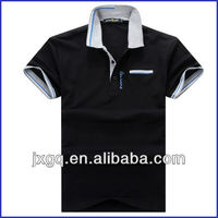 2013 new express polo shirts double mercerized cotton polo shirt black men's polo t shirt