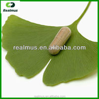 Ginkgo Biloba Leaf Extract for Ginkgo Biloba Tablets/Capsule/Softgel for Nutrition Supplement