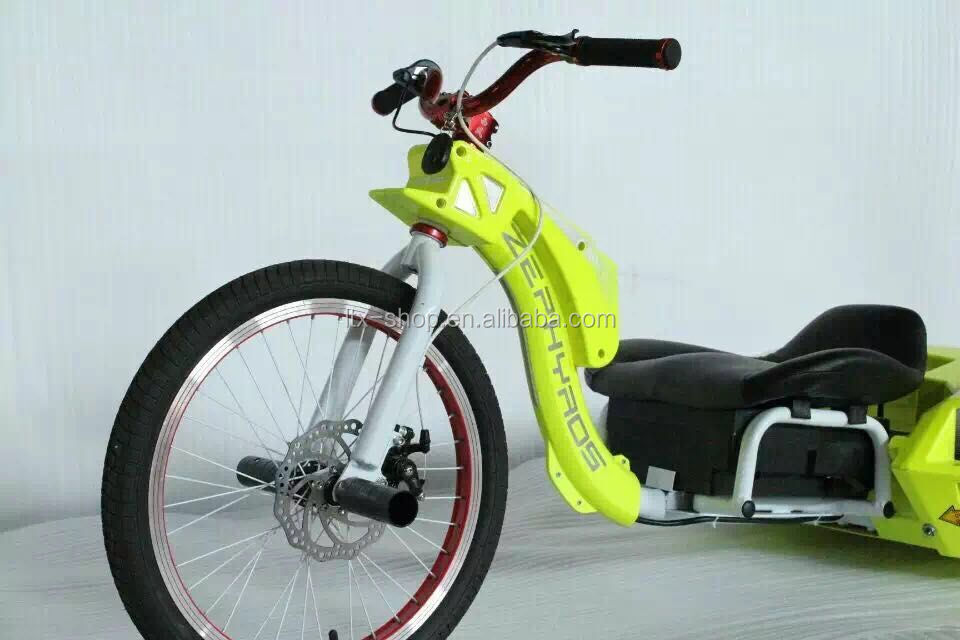 2016 New Model Three Wheels Electric Drift Trike Three Wheels scooter