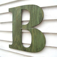 christmas laser cut small wooden letters display