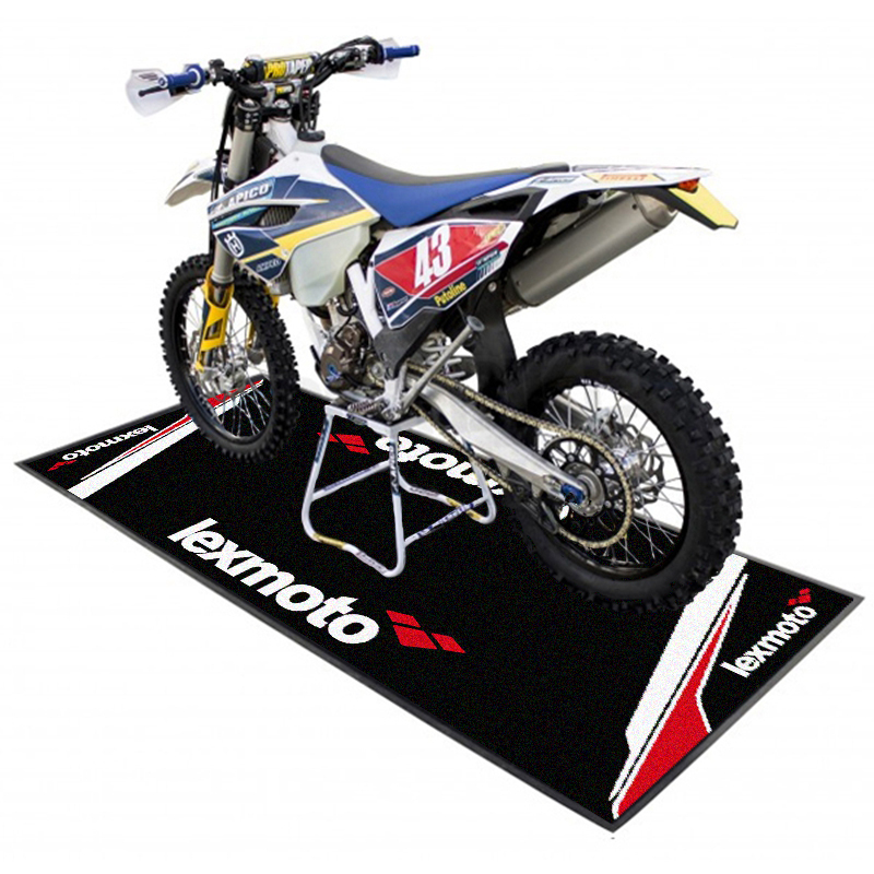 Dirt Motorcycle Promotional Products Garage Floor Mats for Bike