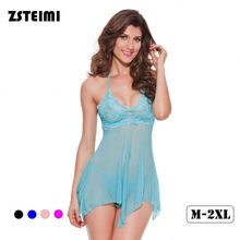 Lastest Design Reasonable Price Plus Size See Through Hot Lady Asian Babydoll Sexy Adult Lingerie