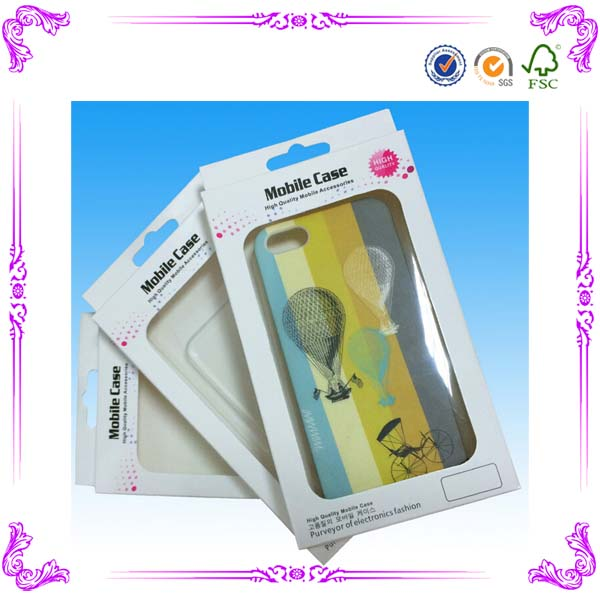Hotsale wholesale cell phone case packaging