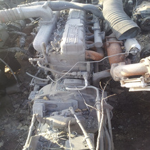 Used PE6T diesel engine for Nissan UD truck for sale