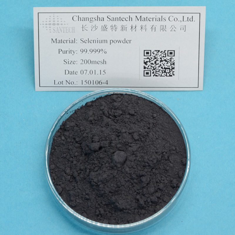 99.99% 99.999% Selenium Metal Powder