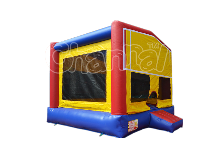 inflatable13' Modular Bouncer, Modular bouncer with banner, Inflatable bouncer