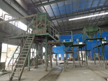 Mixing (EPS Cement Sandwich Panel, EPS Cement Solid Panel)