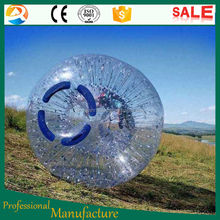 sale Popular design transparent inflatable used zorb ball for outdoor