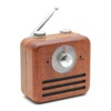 Amazon Top Seller 2018 Retro Radio Packing Box Fm Radio Speaker