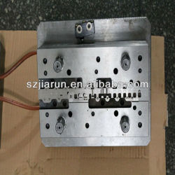 the stamping machine for door handle