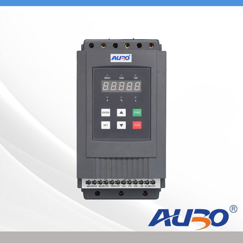 200kw engine start stop button system soft starter from ali export company