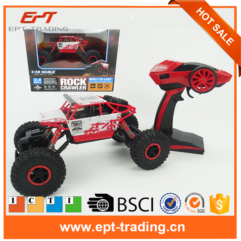1:18 RC Car 4WD Drift Remote Control Cars Machine Highspeed Racing Car Model Toys