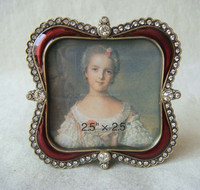 Hand Made Small Size Picture Frame Wholesale(P0144322a1)