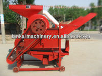 automatic castor shelling machine/ castor seed shelling machine/ castor bean processing machine
