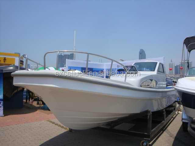 fiberglass fishing boat for sale