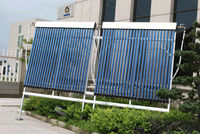 Pressurized Solar Collector Anti-freezing Aluminum alloy