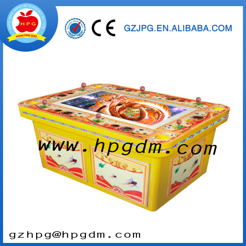 Hot selling most popular Fishing arcade fish hunter game machine