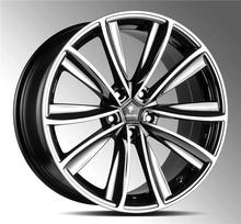 Top manufacturer car deep dish motorcycle alloy wheel rims 17 inch