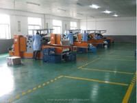 plastic film roll slitting and rewinding machine price