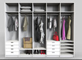2017 Wardrobe interior design made in China(VT-W380-1)