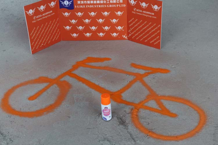 washable temporary Ilike spray paint for kids