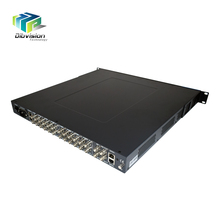 8 ch standard definition h.264 encoder chip with support PSI/SI editing and inserting