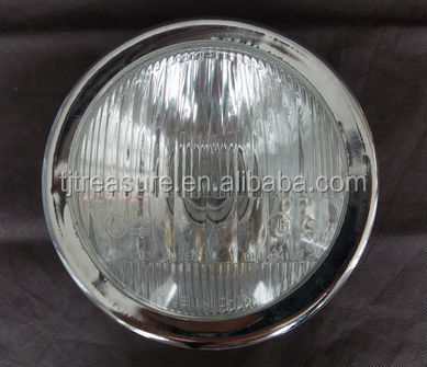 ct100 motorcycle headlight/automatic motorcycle/headlight