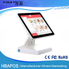 HBA-Q2 Factory high performance pos system touch screen cash register android pos