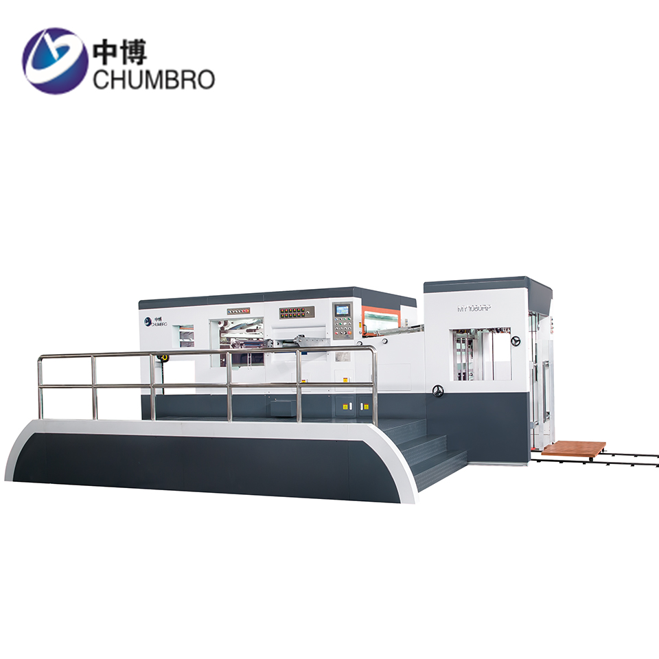 Automatic Paper Embossing Die Cutting Machine
