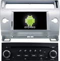HOT!touch screen Android car multimedia player for Citroen OLD C-QUATRE/C4 (grey and black)