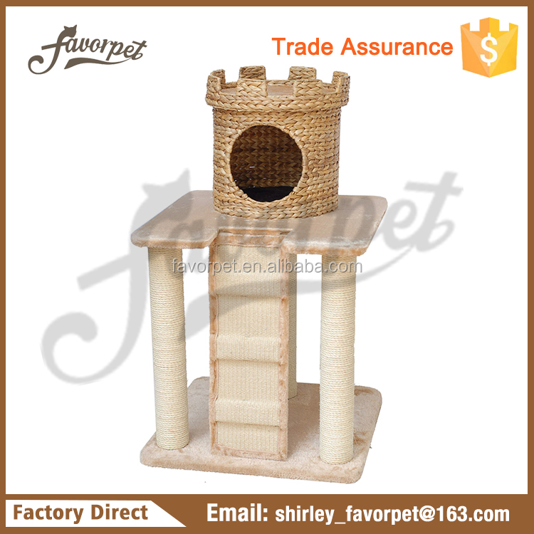 Popular High Qulity Best Selling Wholesale Cheap cat tree tower scratcher furniture