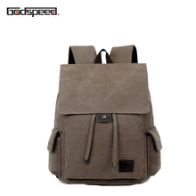 Alibaba China Market Outdoor Canvas School Backpack Bags,daily backpack