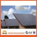 high module efficency and warm price 4KW solar panel system