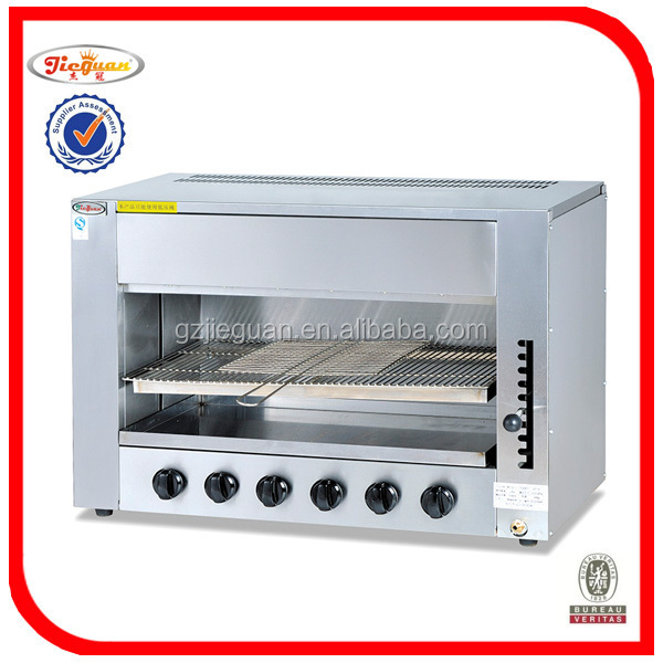 gas salamander grill/k�che salamander backofen - buy product on