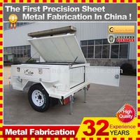 OEM or ODM hot sale semi trailer camper van with 32-year experience