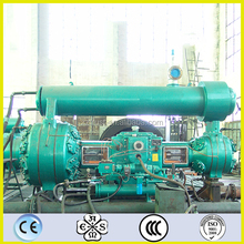 ZD12(III)-100/8 Electric energy saving water/air cooled piston type 8 bar air compressor