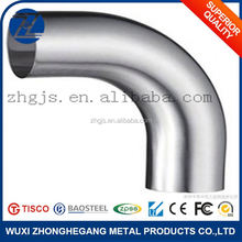 First Class Stainless Steel Long Radius Elbow